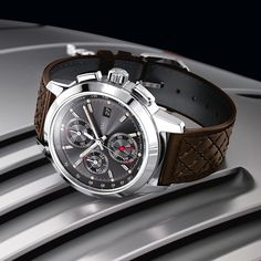 """The IWC Ingenieur Chronograph Edition """"Rudolf Caracciola"""" — part of the Schaffhausen-based brand's revamped Ingenieur line for 2017 — has an elegant retro look and a completely newly developed movement. How did it perform in our test? Read on to find out. The IWC Ingenieur ..."""