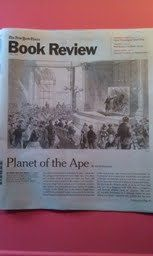 The New York Times Book Review, April 7, 2013 - Planet of the Ape By David Quammen (Between Man and Beast By Monte Reel) by Various,http://www.amazon.com/dp/B00CGHKT2O/ref=cm_sw_r_pi_dp_Flijtb1AFB6VW2XE Sold my copy to someone in Salem, Oregon.