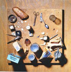 Daniel Spoerri - Eat Art