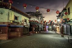 Chinatown LA on Behance
