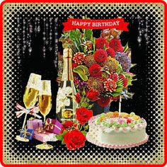 Birthday Cake Gif, Beautiful Birthday Wishes, Happy Birthday Wishes Images, Birthday Wishes For Friend, Birthday Wishes Messages, Happy Birthday Quotes, Happy Birthday Greetings, Happy Birthday Cakes, Birthday Cards