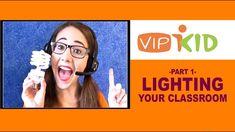 VIPKID: Lighting your Classroom (Part 1)