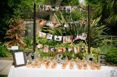 Photography: heidi-o-photo - www.heidiophoto.com   Read More on SMP: http://www.stylemepretty.com/california-weddings/2015/11/18/high-school-sweethearts-casual-elegant-san-diego-botanical-garden-wedding/