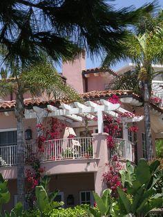 balcones flores