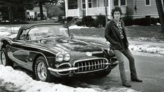 Bruce Springsteen purchased this 1960 Chevrolet Corvette in 1975 after the success of Born to Run. (Contributed)