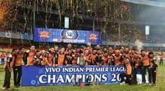 Sunrisers Hyderabad beats RCB to win Vivo IPL 2016