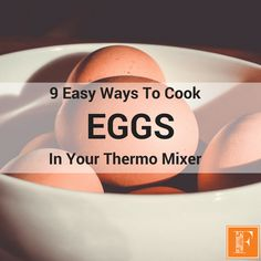 Eggs are a really simple to cook. We have shared 9 of our favourite recipes for cooking breakfast eggs in your thermo mixer. But first, we would like to share a family story with you. Perfect Poached Eggs, Perfect Eggs, Breakfast Dishes, Breakfast Recipes, Breakfast Ideas, Easy Egg Recipes, Vegan Recipes, Ways To Cook Eggs, Fried Halloumi