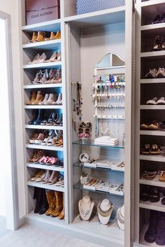 Master Closet Organization Ideas