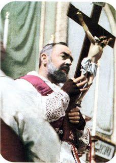 Foto-Biografía del P. Pío | San Pío de Pietrelcina