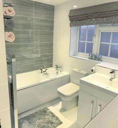 34 diy small bathroom remodel and bath renovation project 9 - Home Dekor Bathroom Layout, Bathroom Interior Design, Bathroom Cabinets, Dyi Bathroom, Bathroom Mirrors, Master Bathrooms, Tile Layout, Restroom Cabinets, Bathroom Cleaning