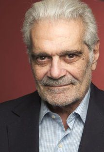 Omar Sharif (1932-2015) Egyptian Actor, Films included Lawrence of Arabia, Doctor Zhivago and Funny Girl