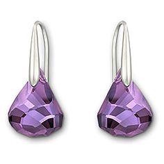 Swarovski Lunar Pierced Earrings Article no.: 1144276 Select your size: 2.7 cm AUD 130.00