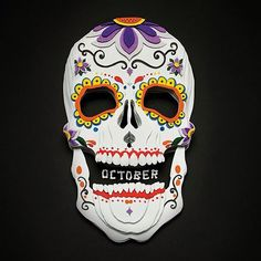10 Wonderfully Crafted Paper Skulls Just in Time for Halloween - Ceres Lau   Click through for the full post! #halloween #layered #paper #art #skull #dayofthedead