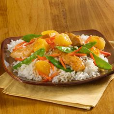 One-Pan Sweet & Sour Chicken Recipe from Land O'Lakes
