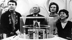 The 1st Doctor, Ian, Barbara and Susan