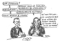 Attentat de Trèbes : Wauquiez et Le Pen... Deux personnalités politiques qui ont su garder leur âme d'enfant et qui jouent à dire n'importe quoi comme à la maternelle !