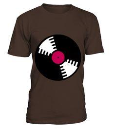 Vinyl LP DJ T Shirts  #gift #idea #shirt #image #music #guitar #sing #art #mugs
