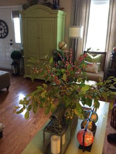 From my flowering crabapple tree