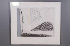 Jan Kenneth Weckman: Helmikuu, 1987, litografia, 50x64 cm, edition 17/75 - Huutokauppa Helander 05/2015 Finland, Art, Art Background, Kunst, Performing Arts, Art Education Resources, Artworks