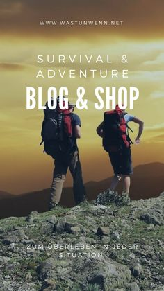 Camping, Backpacking, Survival Blog, Shops, Am Meer, Adventure, Group, Board, Nature