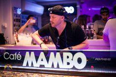 Eric Prydz - Café Mambo Ibiza