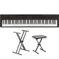 Yamaha P105B 88-Key Digital Piano Bundle Stand « StoreBreak.com – Away from the busy stores