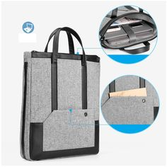 """Buy high quality and top design MacBook laptop commuter backpacks messenger bags from Cai®. Super minimalist design but functional. This is a commuter backpack briefcase hybrid can fit 14"""" laptop."""