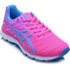 Tênis Asics Gel-Speed Star 6 Rosa forte – Asics - Tênis Feminino para Corrida e Caminhada | TenisNaki