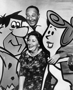 Old School Cartoons, Old Cartoons, Classic Cartoons, Fred And Wilma Flintstone, Flintstone Cartoon, The Flintstones, Flintstone Family, Desenhos Hanna Barbera, Saturday Morning Cartoons