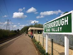 Peterborough NVR Station © Nick Littlewood