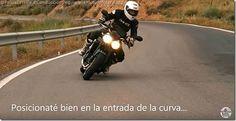 ¿Por qué te haces un recto en moto?