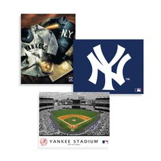 mlb new york yankees canvas wall art 1999