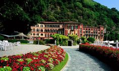 Villa d'Este Hotel, Lago di Como, Italy Hotels And Resorts, Best Hotels, Site Hotel, Lake Como Hotels, Comer See, Hotel Villas, Lake Como Italy, Italian Lakes, Lakes