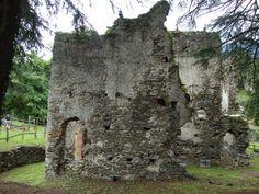 Il Forte di Fuentes a Colico (Lecco) - Italy - Le rovine http://lefotodiluisella.blogspot.it/