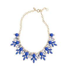 Marquess fleur necklace : necklaces | J.Crew