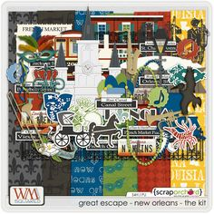 now this is a great kit! thanks to WM squared you can scrap ALL your new orleans photos!