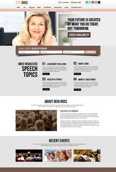 Websites for Public relations, PR website Inspiration, motivational speaker, women leader, leadership, business website, business coach, Guru wellness websites, motivational speaker websites.