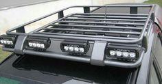Resultado de imagen para grand caravan roof rack