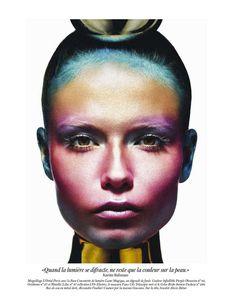 100 Avant-Garde Makeup Looks