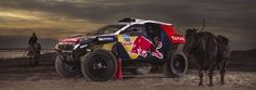 The Peugeot 2008 DKR Colour Livery Revealed