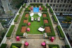 620 loft & garden in Manhattan