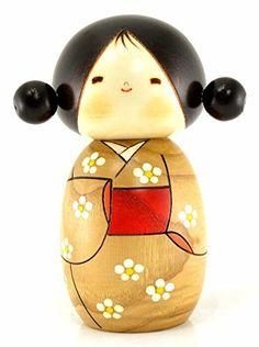 Springtime Girl Kokeshi Doll 6 Inch Kokeshi Dolls http://www.amazon.com/dp/B00NO7HODW/ref=cm_sw_r_pi_dp_2gSQub02ZW6NE