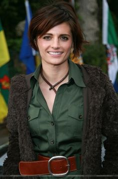 #StanaKatic at the Solar XOF1 car unveiling (2009)