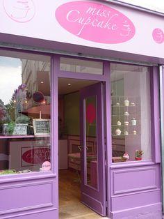 Open my own cupcake shop