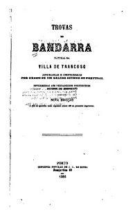 Trovas do Bandarra, natural da Villa de Trancoso: apuradas e impressas por ordem de um grande ... (1866)