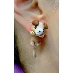 Dog Clinging Ears