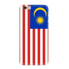 Look! My DIY : Flag of Malaysia iPhone case , free shipping 2016 | diythinker.com