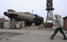 Its destination was the Zvezda, or Star, factory east of Vladivostok, the eastern-most of Russia's major cities.