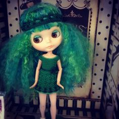 .@a_fline | Pretty #blythe | Webstagram - the best Instagram viewer