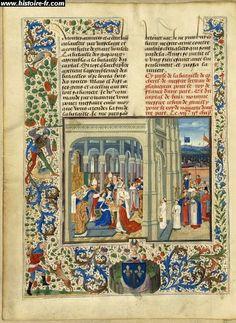 Charles V au pouvoir, l'affermissement de l'autorité royale
